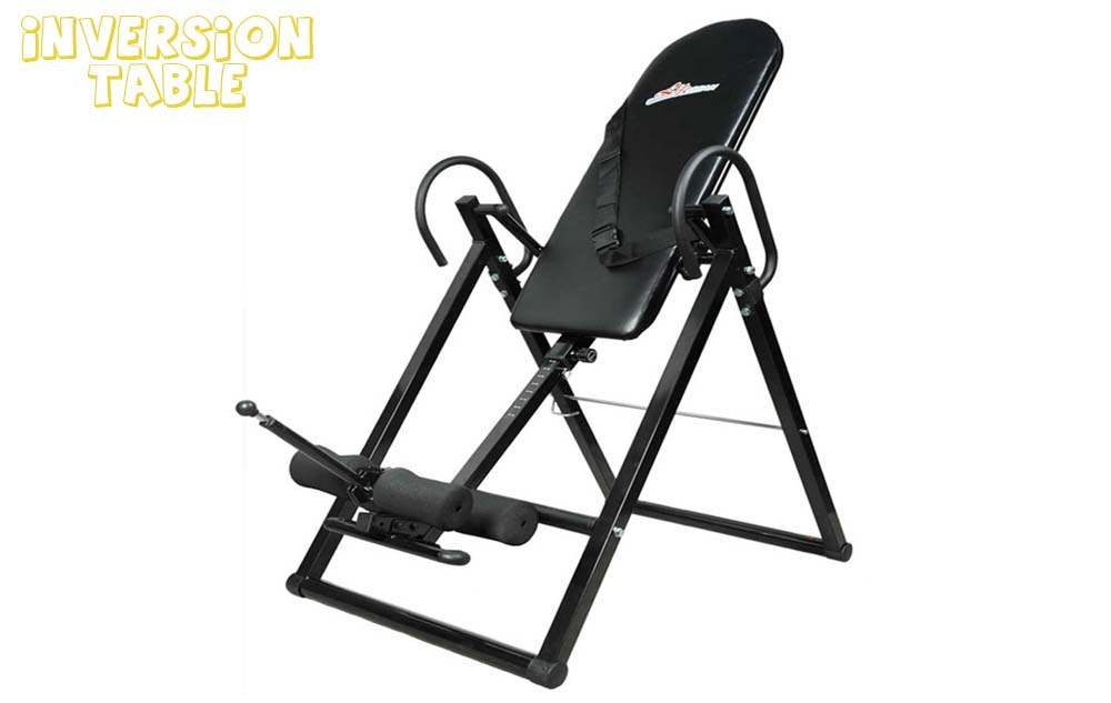 Inversion Tables Reviews Ch It8070 Inversion Table Review
